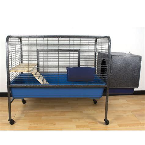 gabbia per cincilla gabbia per roditori spaziosa ed elegante 134x57x91 5 cm