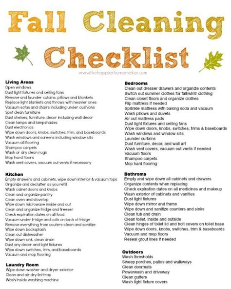 spring cleaning meaning best 25 fall cleaning checklist ideas on pinterest fall