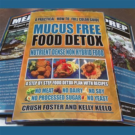 Fruitarian Mucus Detox by Alkaline Eclectic Digital Store