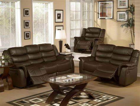loveseat and ottoman set sofa and loveseat recliner sets modern burgundy leather
