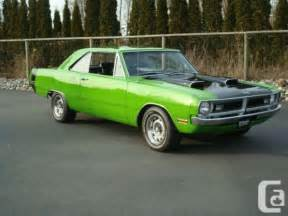 1970 dodge dart 340 langley for sale in