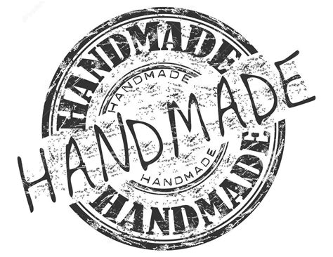 Handcrafted Logo - value of buying handmade vs mass produced joshua sterling