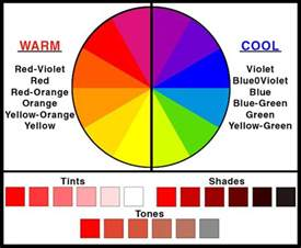 define tone color web design color wheels