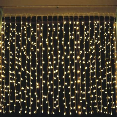 Outdoor Garden Led Curtain Fairy Lights 4 Colours Buy Curtain Of Lights