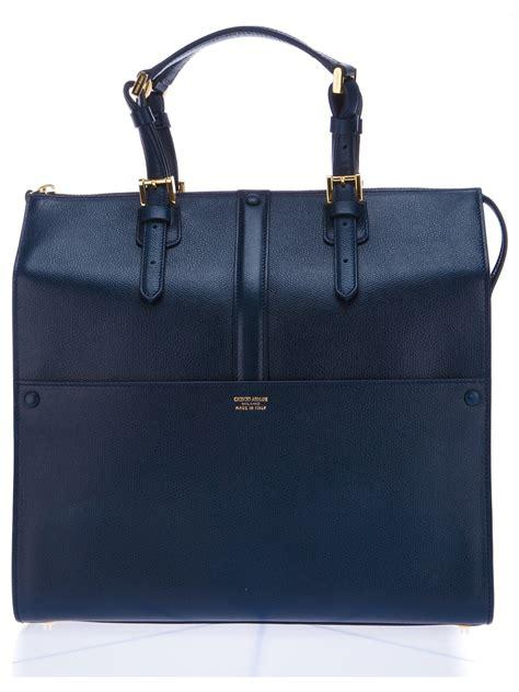Bag Giorgio Armani 818 2 lyst giorgio armani tote bag in blue