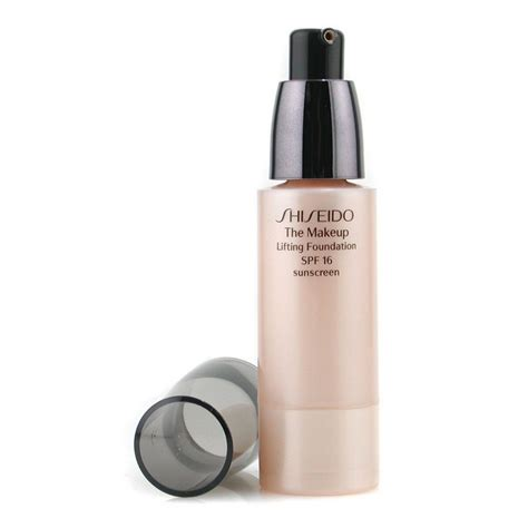Shiseido Foundation shiseido makeup lifting foundation makeup vidalondon