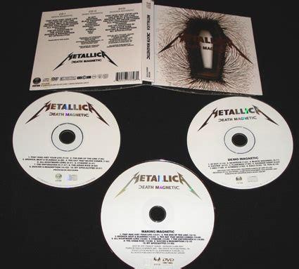 Cd Metallica Magnetic Made In Japan metallica magnetic 2 cd dvd azintex