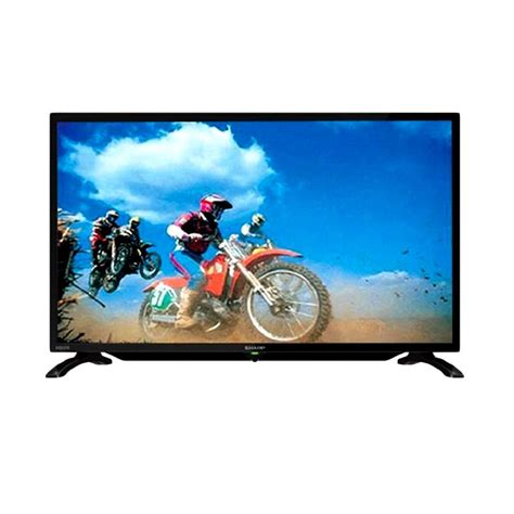 Tv Led Sharp Semua Ukuran jual sharp lc32le180i tv led 32 inch harga