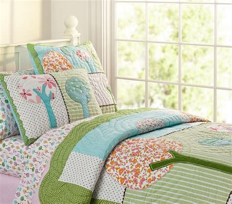 pottery barn kids comforter brooke quilted bedding pottery barn kids