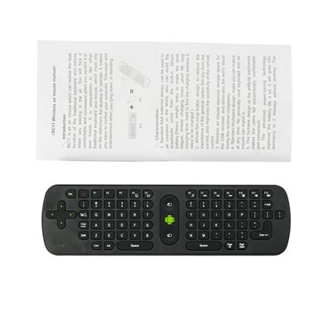 Air Mouse Wireless Keyboard 2 4ghz With Touch Pad T8 Murah wireless mini 2 4ghz air mouse keyboard with touch pad for