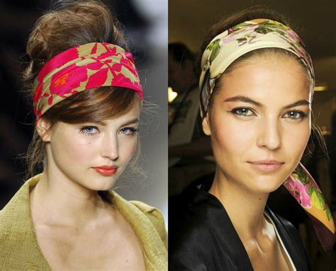 Scarf Hairstyles by Formal Hairstyles For Hairstyles With Scarves Collections