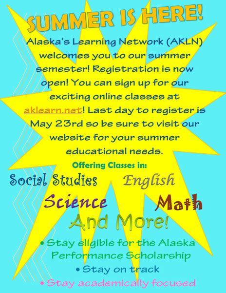 Asdk12 Calendar Register For Summer School Classes Asap Steller