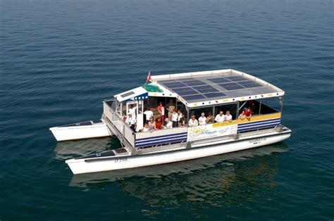 electric catamaran cruiser a grove boats solar powered catamaran she can accommodate