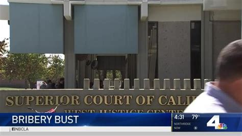 Orange County Superior Court Criminal Search Former Court Clerk 9 Others Plead Not Guilty In Bribery Scheme Nbc Southern California
