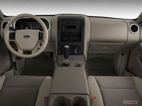 2008 Ford Explorer Interior by 2008 Ford Explorer Pictures Dashboard U S News World Report