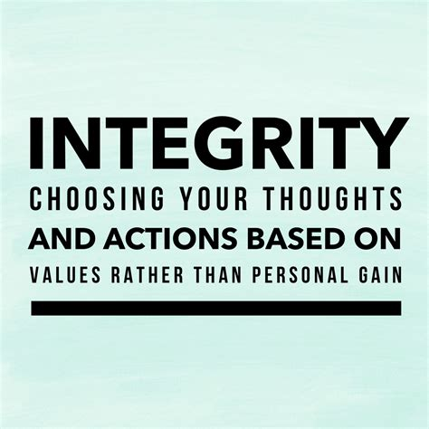 quotes about integrity integrity quote papa rock