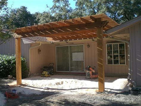 single post pergola outdoor goods