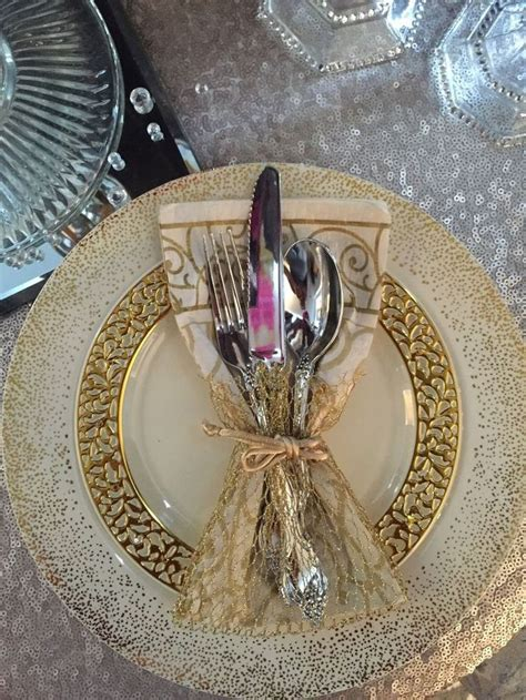 gold themes name 25 best ideas about wedding cutlery on pinterest