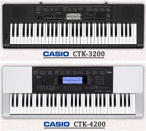 Keyboard Casio Ctk Series 2012 portable keyboards roundup explora