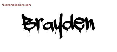 tattoo name brayden brayden archives free name designs