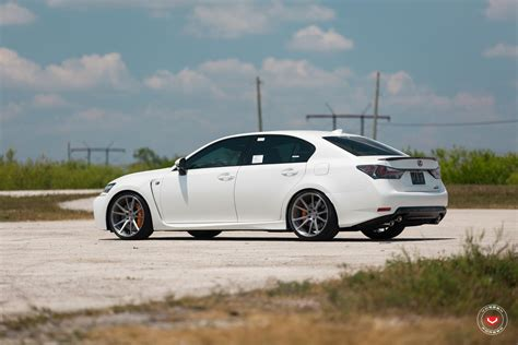 gsf lexus white army green lexus rc f white gs f pose on custom rims 49
