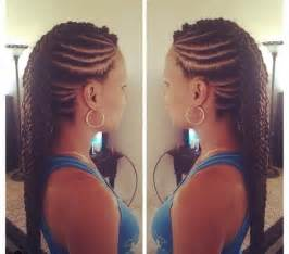 Mohawk with thick Senegalese twist   Yelp