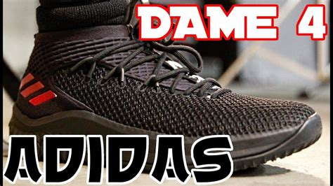 basketball shoe performance reviews adidas dame 4 basketball shoe performance review