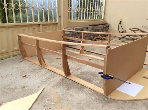 diy boat bed frame pirate ship bed diy project littlethings