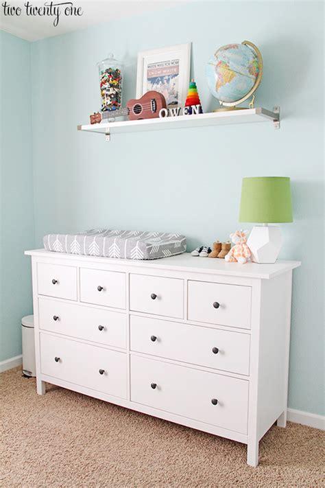 room dressers nursery dresser organization
