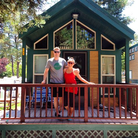 Koa Deluxe Cabin by Petaluma Koa Deluxe Cabin Gling