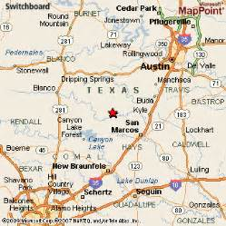 map of wimberley wimberley