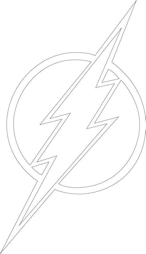 Flash Symbol Outline flash logo outline by mr droy on deviantart