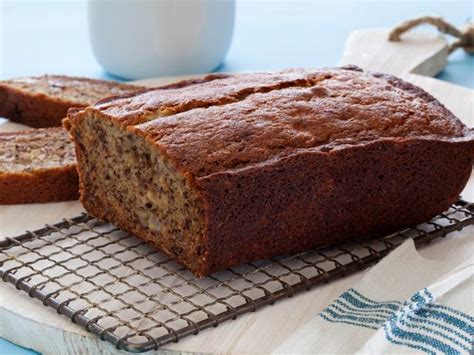 best banana nut bread banana walnut bread recipe food network kitchen food
