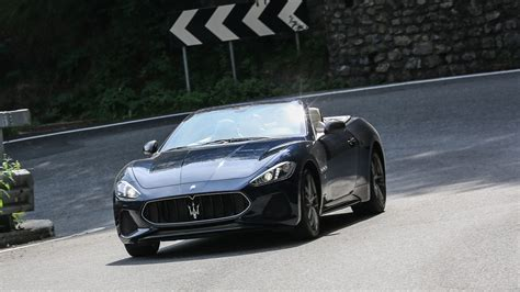 maserati sport cars maserati grancabrio sport 2017 review by car magazine