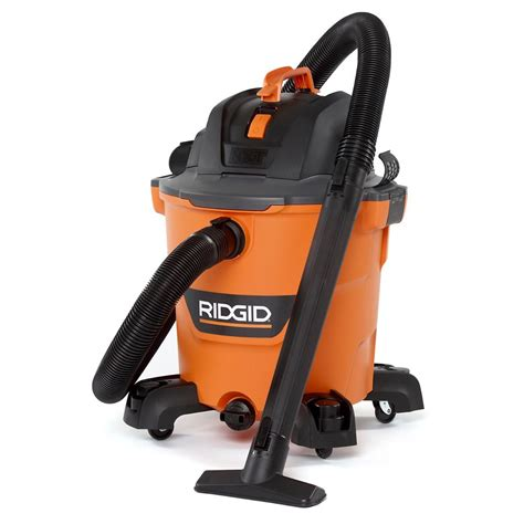Ridgid 53 Litre 6 Peak Hp Wet Dry Vacuum The Home Depot