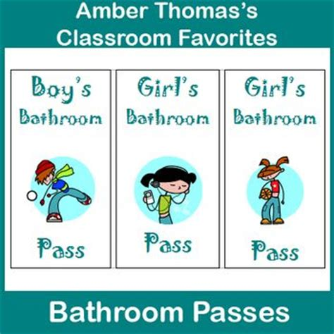 boys bathroom pass hall and bathroom pass printouts lost boys and girls
