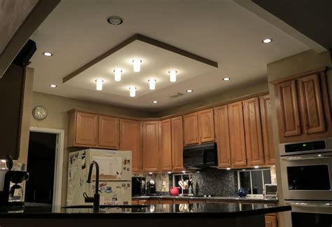 Overhead Kitchen Lighting Overhead Kitchen Lighting Astana Apartments