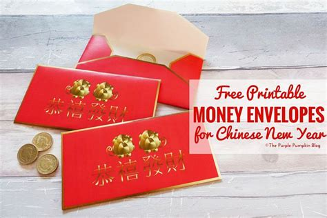 make new year money envelope free printable money envelopes for new year