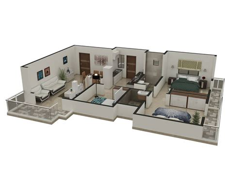 3d Floor Plan Rendering by 3d Floor Plan Rendering Arch Student