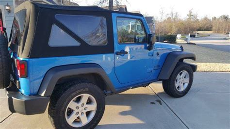 Jeep For Sale In Ga 2015 Jeep Wrangler Unlimited Sport For Sale In Augusta