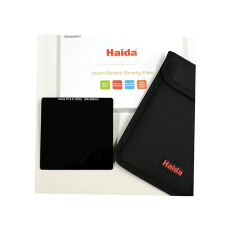 Haida Filter 100 Series Nd 09 haida nd3 0 1000x optical glass nd filter 100x100mm fotoshop