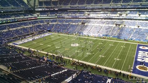section 509 a 1 lucas oil stadium section 509 indianapolis colts
