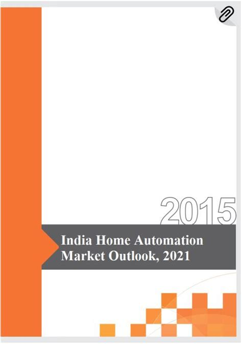 india home automation market outlook 2021 research and