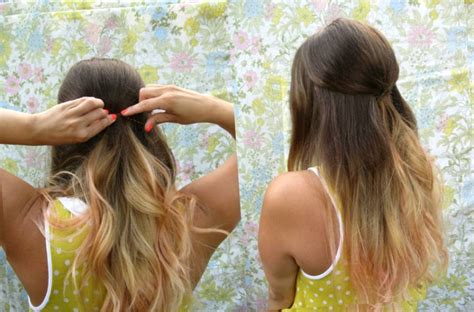 cute ways to curl your hair with a wand cute ways to put up short hair hair style and color for