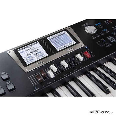 Keyboard Yamaha Roland roland bk9 backing keyboard keysound piano keyboard shop