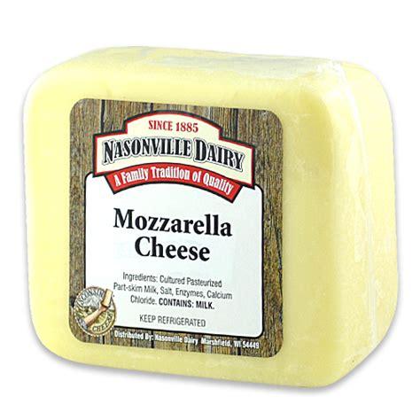 Mozarella Cheese 1 mozzarella cheese nasonville dairy part 1