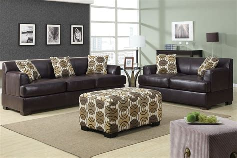 Chocolate Couches by Bonded Leather Set I Like The Couches Not The