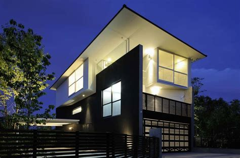 Home Design Modern Minimalist t house in kyoto japan by atelier boronski