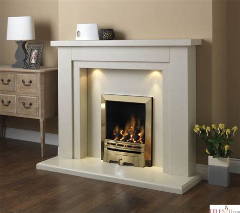 Fireplace Marble Hearth by Pureglow Hanley Marble Fireplace Suite And Gas Gas