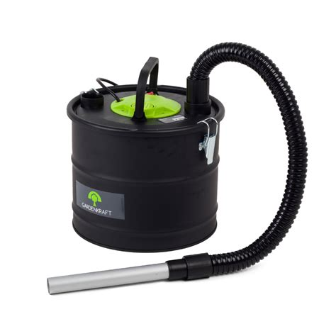 ash vacuum chimney with motor 1200w hepa filter cleaner